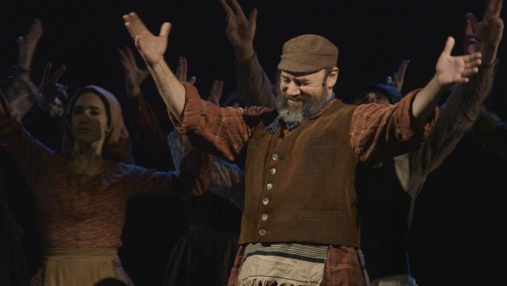 A Spirited Revival Of Fiddler On The Roof Starring Danny Burstein | Playbill