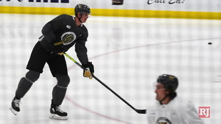 Golden Knights back to full health – Video