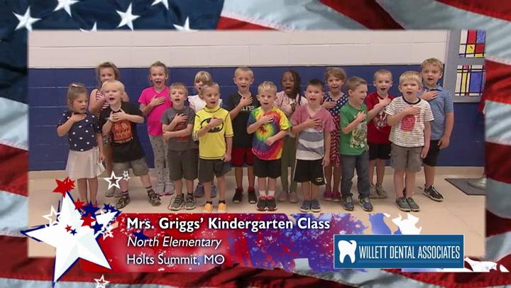 North Elementary - Mrs. Griggs - Kindergarten