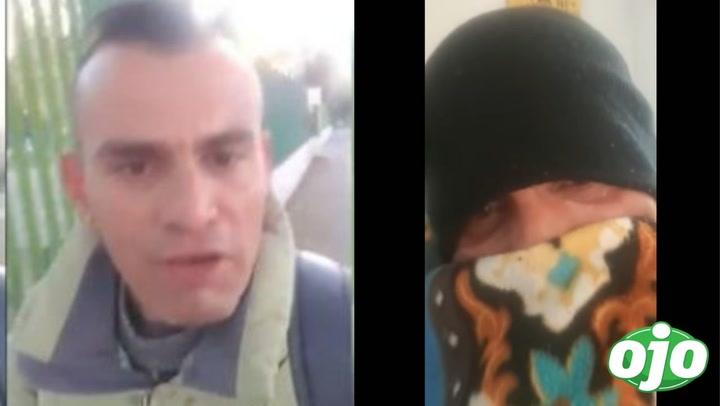 """Arrepentido por video donde amenazaba a peruanos: """"fue como un desahogo, tenía mucha rabia"""""""