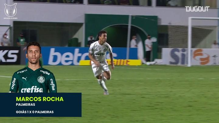 Marcos Rocha's superb skill vs Goiás