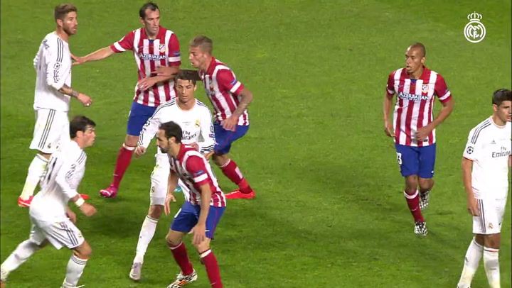 Sergio Ramos y Modric rememoran el gol de Lisboa
