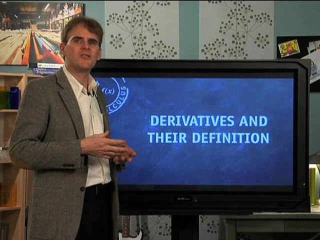 Derivatives from the Definition