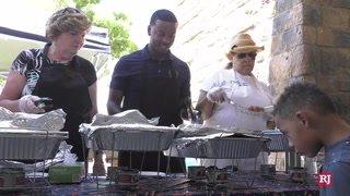 Assemblywoman Daniele Monroe-Moreno hosts BBQ – Video