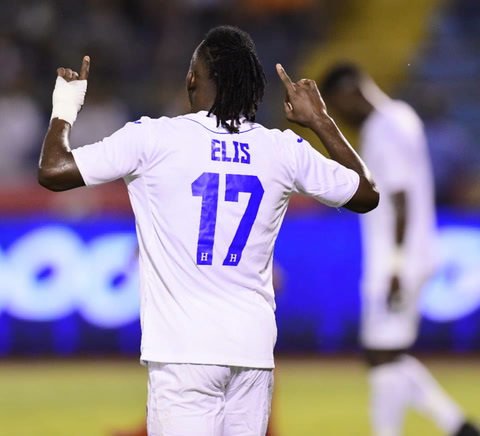 ¡Paliza! Alberth Elis anotó doblete ante Trinidad & Tobago