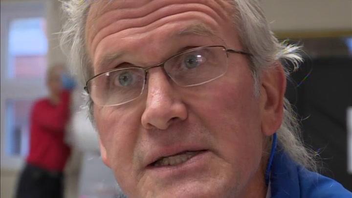 Ashland man celebrates 50 years of blood donations