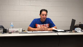 Tony DeFrancesco talks about the win over Nashville