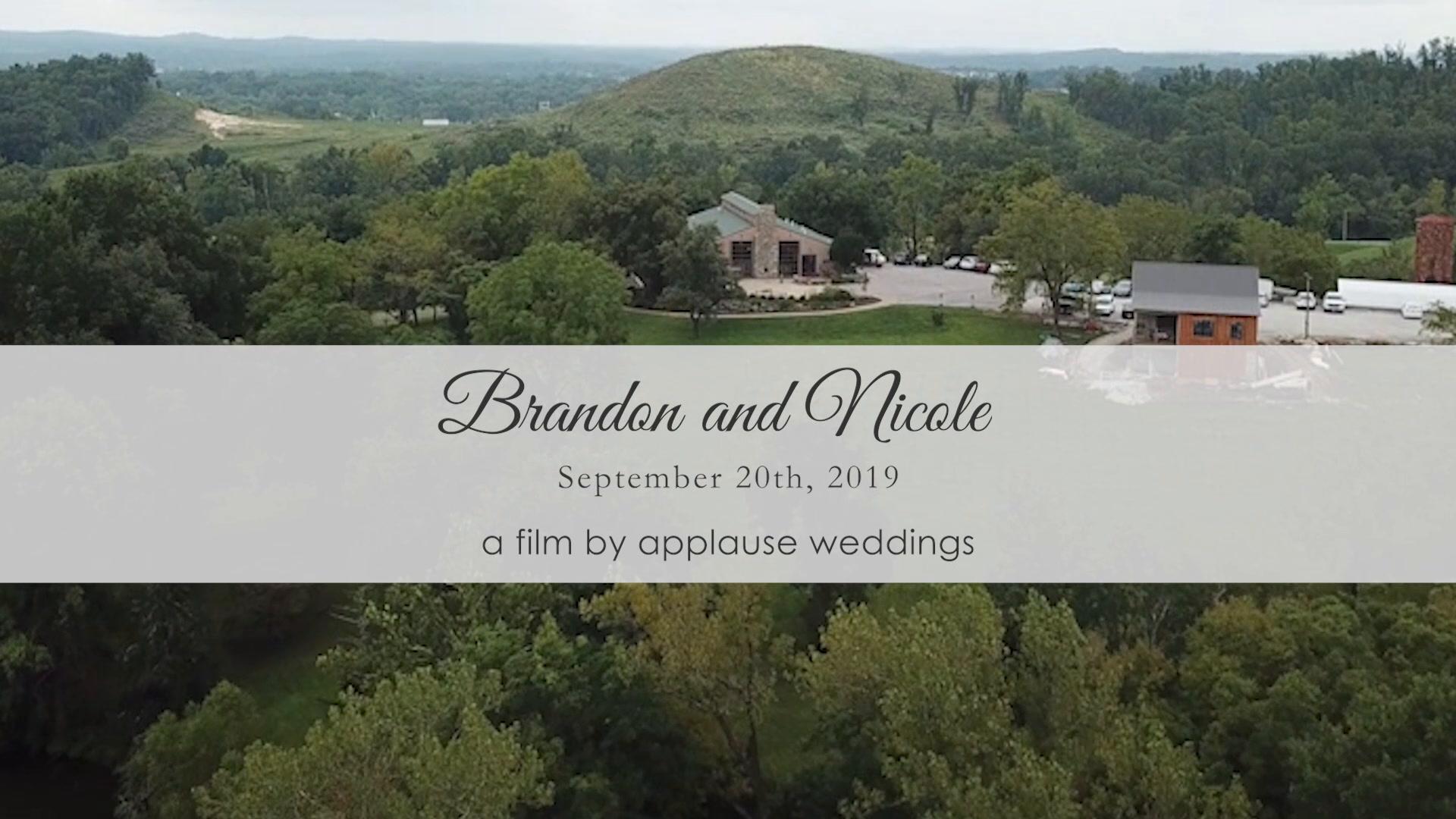 Nicole + Brandon | Pacific, Missouri | Haue Valley Weddings And Events