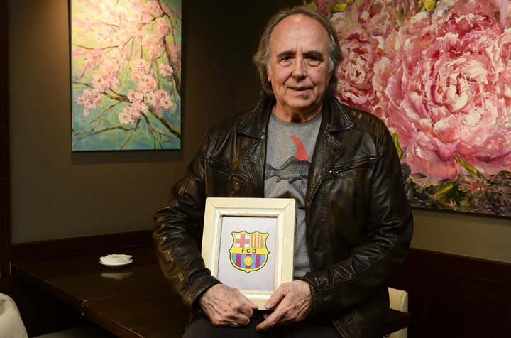Culés Universales: La entrevista completa a Joan Manuel Serrat