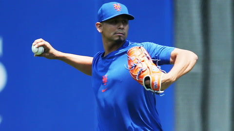 Will Carlos Carrasco's potential Friday debut help Mets' pitching woes?