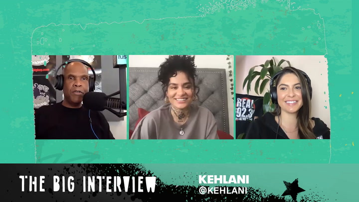 Kehlani Shares Her Experience Working with James Blake