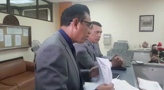 Llega defensa de diputada Sara Medina y Antonio Rivera al Poder Judicial