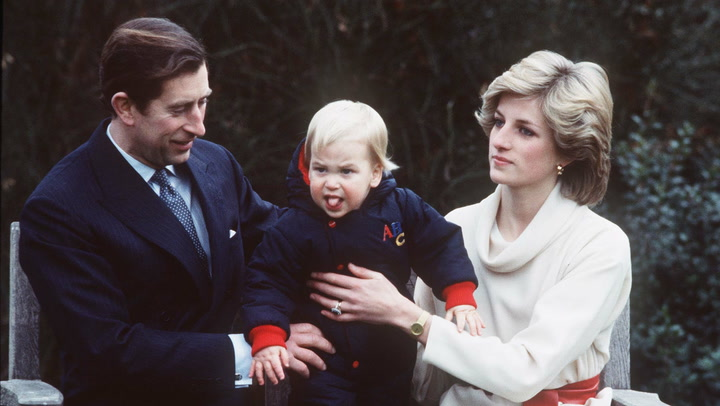 La princesa Charlotte, George, Harry, Meghan Markle... Las veces que la Familia Real británica sacó la lengua