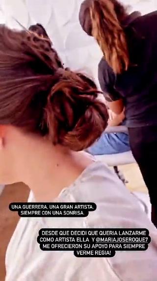 Alexa Ferrari dedica emotivo mensaje a Yolanda, víctima de accidente
