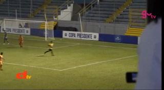 ¡GOOL DE REAL ESPAÑA! Mario Martinez abre el marcador 1-0 ante Parrillas One