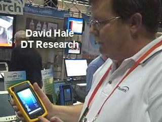 FS/TEC: DT Research intros new line of handheld POS