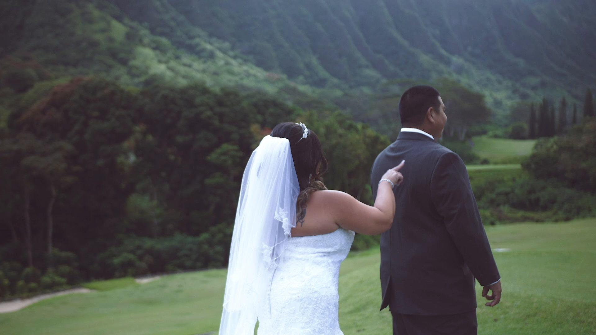 Tiffany + Alan | Kaneohe, Hawaii | Koolau Ballrooms