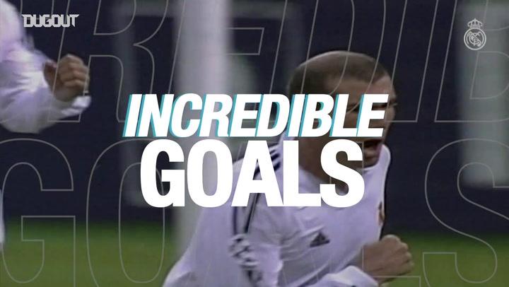 Incredible Goals: Zidane Vs Leverkusen