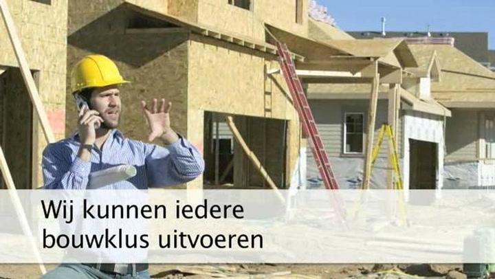 Baas Aannemingsbedrijf BV - Bedrijfsvideo