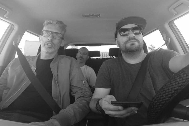 DJs Stretch and Bobbito Cruise L.A. and Talk Hip Hop