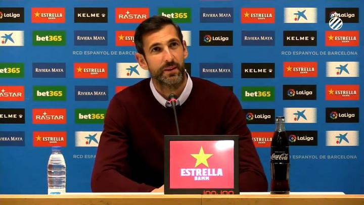 """Diego López """"Es un reto ganar a los equipos que están por encima"""""""
