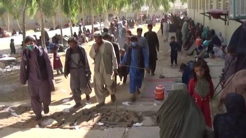 ONU teme número sin precedentes de víctimas civiles en Afganistán en 2021