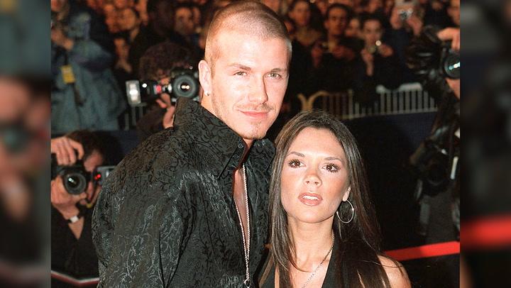 El divertido mensaje de David Beckham a sus hijos a raíz de sus radicales cambios de look