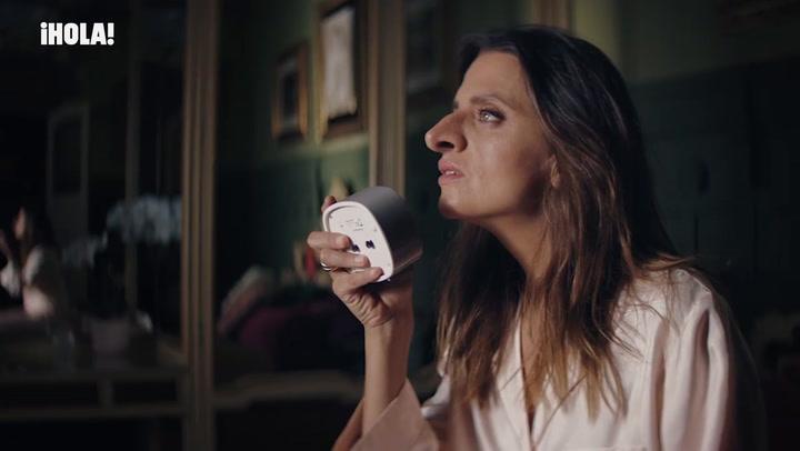 Macarena Gómez protagoniza el primer \'Smell Film\' de la Academia del Perfume