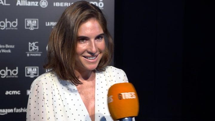 Lourdes Montes desvela algunos detalles de su relación con Cayetana Rivera y Eugenia Martínez de Irujo