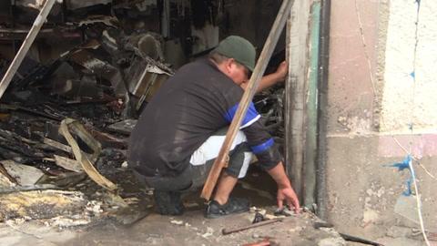 Al menos cuatro muertos y 49 heridos por explosión de camión de gas en Lima
