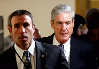 Robert Mueller Announces 13 Indictments in Election Interference