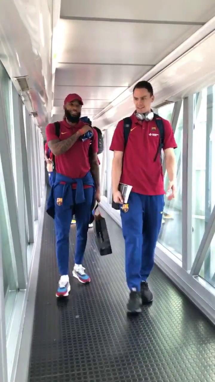 Malcolm Delaney viaja y podría reaparecer con el Barça en Milan