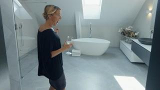 Jannecke Weeden får leilighetssjokk