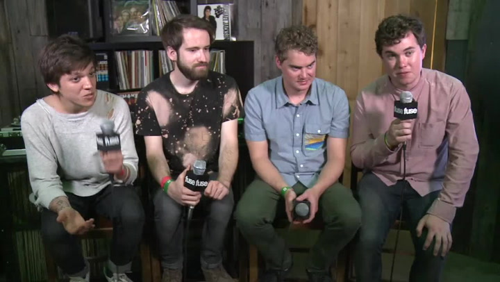 Festivals: SXSW 2013: Surfer Blood Interview