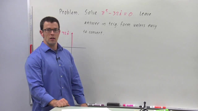 More Roots of Complex Numbers - Problem 2