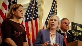 NY Sen. Kirsten Gillibrand calls Monday's hearing for Kavanaugh and Christine Ford a 'sham'