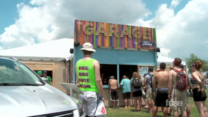 Shows: Top 20: Ford at Bonnaroo