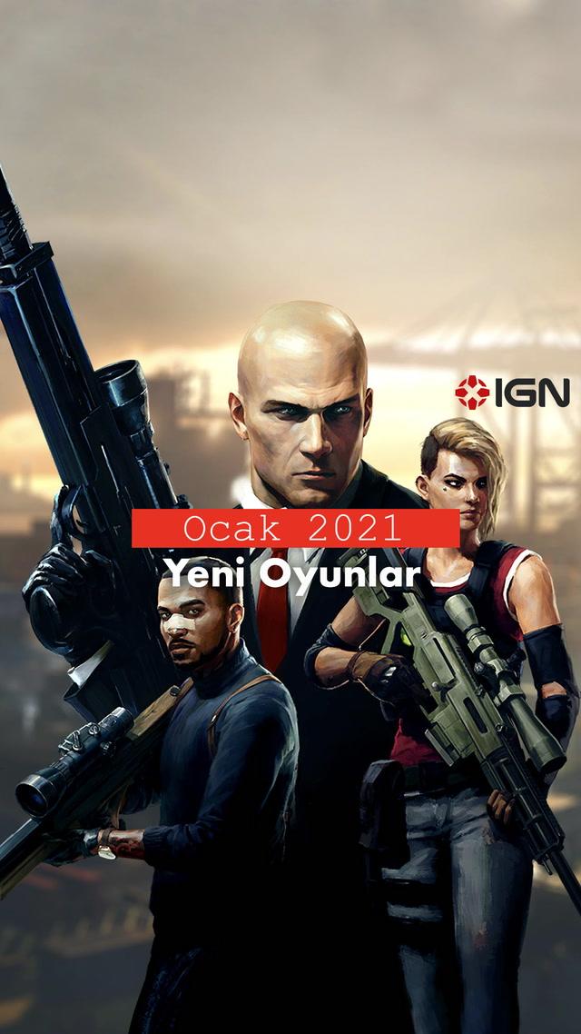 IGN - Ocak ayında çıkacak oyunlar