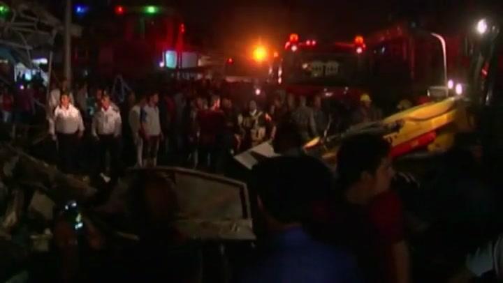 Video: Doden door autobommen in Irak
