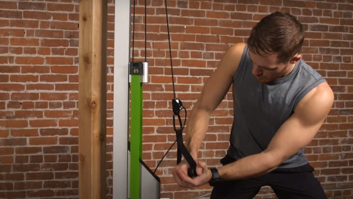 TUT Trainer: The Ultimate Home Gym that Fits Anywhere