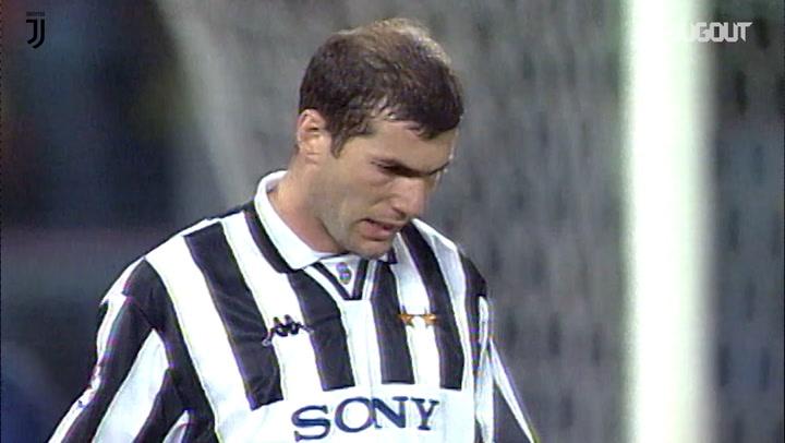 Best Midfielders: Zinedine Zidane