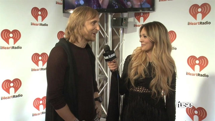 Interviews: What's Next for David Guetta? - iHeartRadio Music Festival