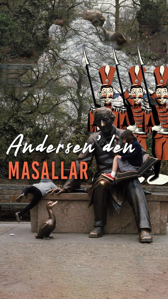 Andersen bize masal anlat