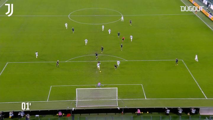 Coppa Italia: Juventus 3-2 Genoa