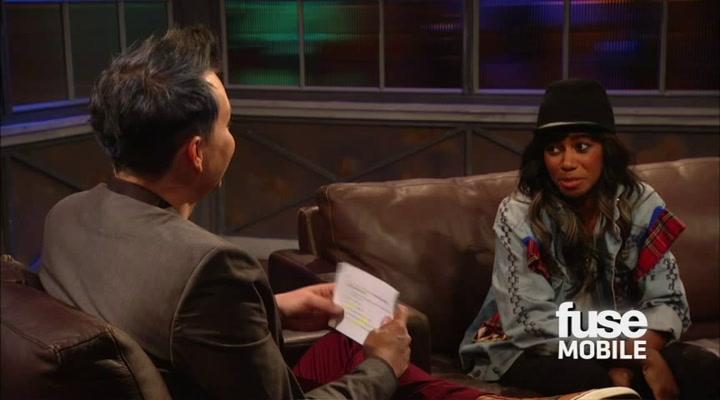Hoppus On Music: Santigold Talks Style