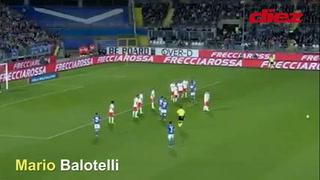 Mario Balotelli tiene ofertas en Brasil y jugaría hasta la Copa Libertadores