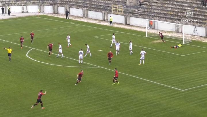 Highlights: Shkëndija 4-1 Akademija Pandev