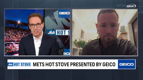 Mets pitching coach Jeremy Hefner talks Jacob deGrom's greatness, Marcus Stroman's Cy Young potential