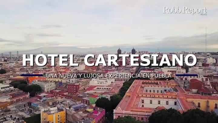 Hotel Cartesiano: Una experiencia lujosa en Puebla