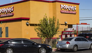 Popeyes chicken sandwiches have returned –  VIDEO